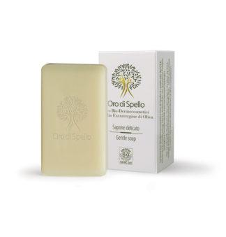 sapone delicato naturale oro di spello