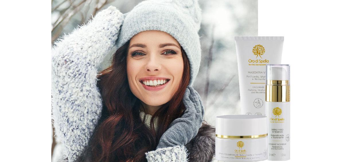 Prodotti cosmetici Oro di Spello