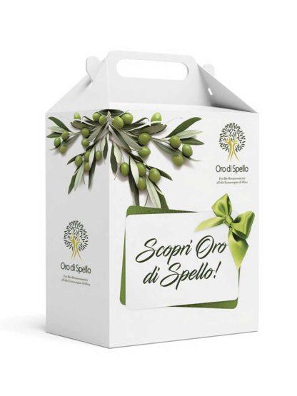 Gift Box Regalo Oro di Spello
