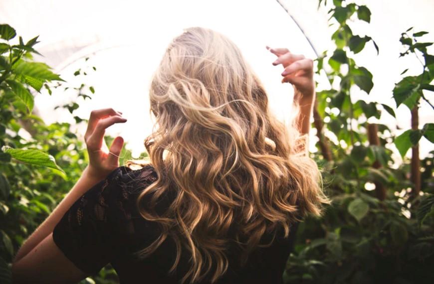 capelli sani in estate